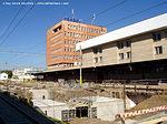 Železničná stanica Prešov - jeseň 2006