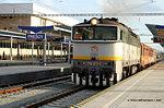 Železničná stanica Prešov - jeseň 2007