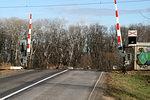 Nehody na železničných priecestiach v roku 2008