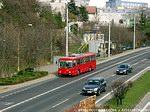 V Bratislave dnes otvorili novú trolejbusovú trať Pražská – Hroboňova